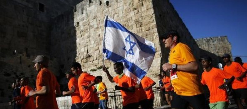 The Jerusalem Marathon: A Magical Experience